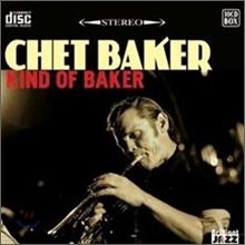 Chet Baker - Kind Of Baker