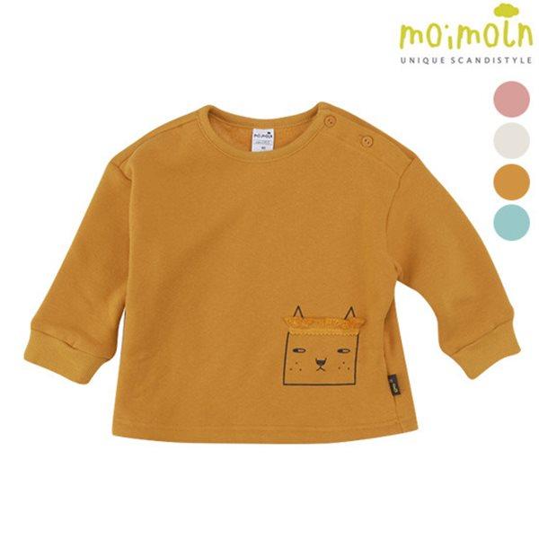 [모이몰른] 소프트&커트 티셔츠(털안감) [겨울]