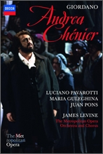 Luciano Pavarotti 조르다노 : 안드레아 셰니에 (Giordano : Andrea Chenier) 루치아노 파바로티