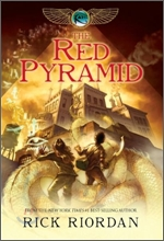 The Kane Chronicles #1 : Red Pyramid
