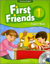 First Friends 1 : Student Book (with CD)