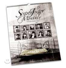 ���� �ִϾ� (Super Junior) 2012 Official Calendar (��������)