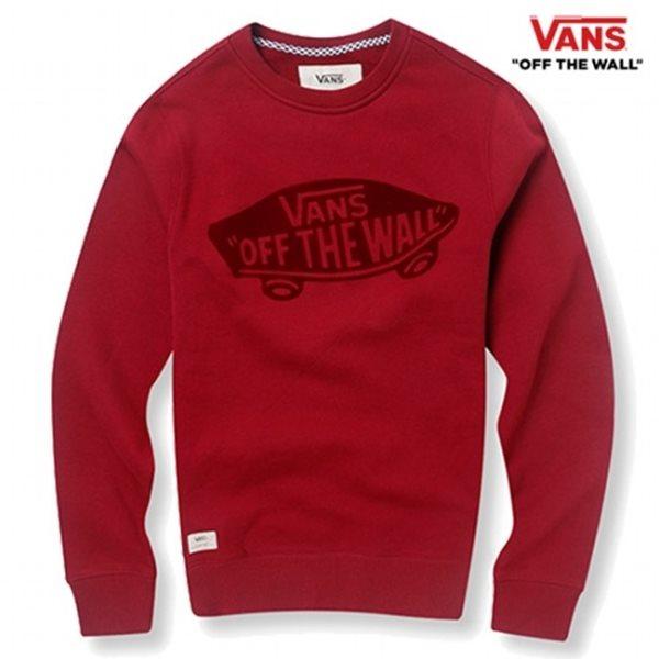 [반스] E 남성 베이직 시보리 컬러 맨투맨 티셔츠 VN0A33VM_J51