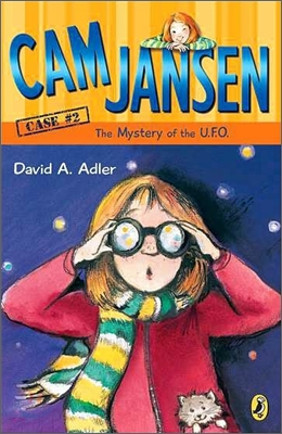 Cam Jansen #2 : The Mystery of the UFO