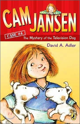 Cam Jansen #4 : the Mystery of the Television Dog