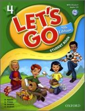 [4판]Let's Go 4 : Student Book with CD