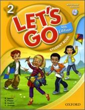 [4판]Let's Go 2 : Student Book with CD