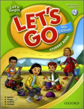 [4판]Let's Go Begin : Student Book with CD