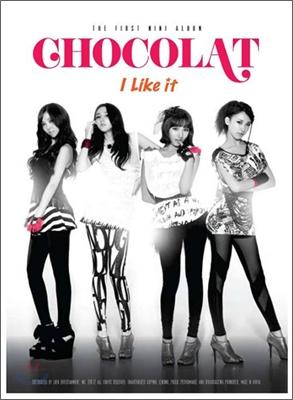 쇼콜라 (Chocolat) - 1st 미니앨범 : I Like It