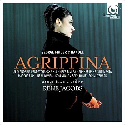 임선혜 / Rene Jacobs 헨델 : 아그리피나 [1709년 원전판] (Handel : Agrippina)