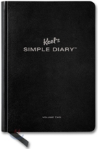 Keel's Simple Diary Volume Two : Black