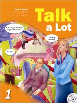 Talk a Lot 1 : Student's Book + Audio CD