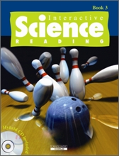 Interactive Science Reading 3 : Student Book + CD