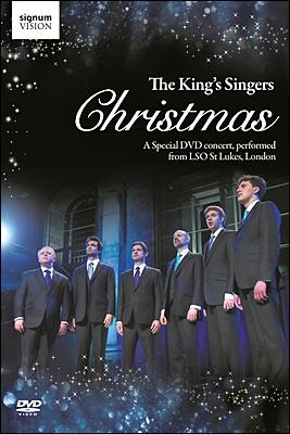King's Singers 킹스 싱어즈의 크리스마스 DVD (Christmas)