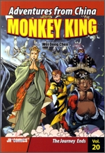 Monkey King 20 : The Journey Ends