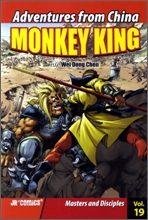Monkey King 19 : Masters and Disciples