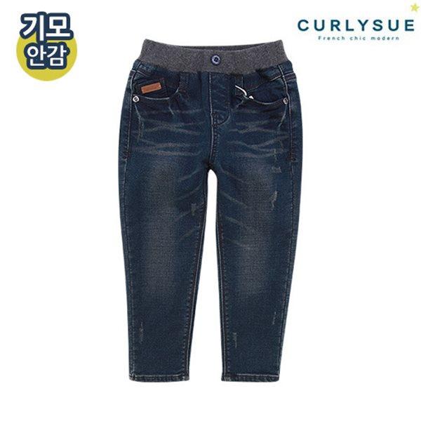 [컬리수] 크러쉬10부 데님팬츠(기모) CMW1GADN54DE [겨울]