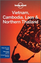 Lonely Planet Vietnam Cambodia Laos & Northern Thailand
