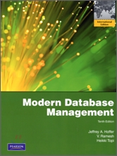 Modern Database Management, 10/E (IE)