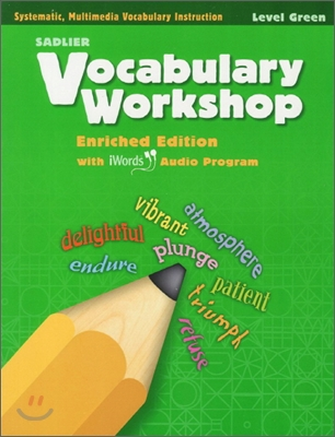 Vocabulary Workshop Green : Student Book