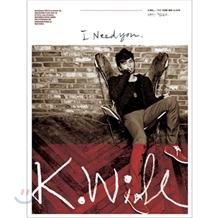 케이윌 (K.Will) - 3rd 미니앨범 : 니가 필요해