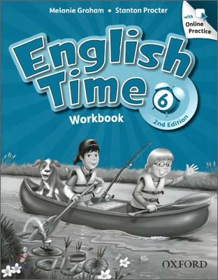 English Time 6 : Workbook with Online Practice Pack