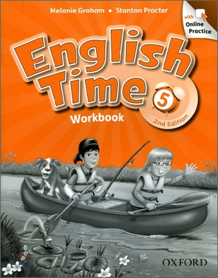 English Time 5 : Workbook with Online Practice Pack