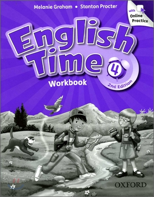 English Time 4 : Workbook with Online Practice Pack