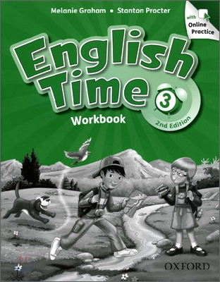 English Time 3 : Workbook with Online Practice Pack