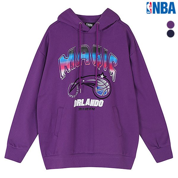 [NBA]ORL MAGIC 어깨트임 루즈핏 후드(N173TH710P)