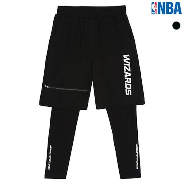 [NBA]WAS WIZARDS 레깅스 레이어드 팬츠(N173TP312P)