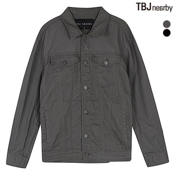 [TBJ]남성 제기장 면트윌 트러커 자켓(T173JP210P)