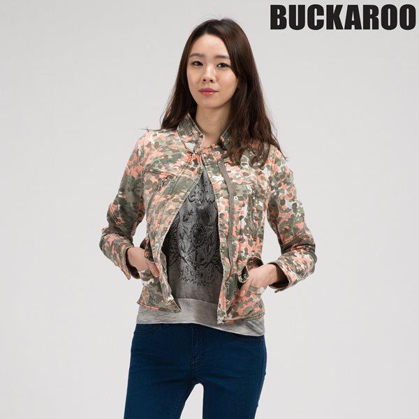 [BUCKAROO]여성 20수면스판 슬림핏 숏JP MIX (B141JP530P)
