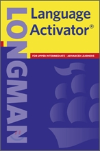 Longman Language Activator, New Edition