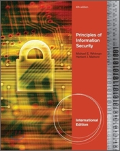 Principles of Information Security, 4/E (IE)
