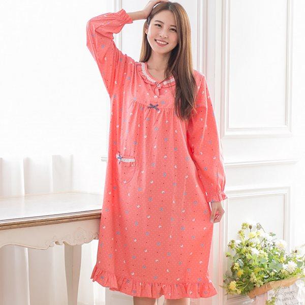 핑코코 1001 스윗베어 원피스잠옷/홈웨어/잠옷/파자마