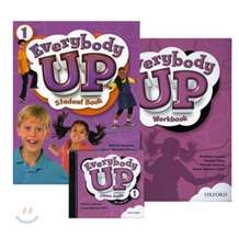 Everybody Up 1 Pack (Student Book + Workbook + CD)