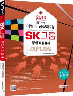 2014 SK그룹 종합적성검사