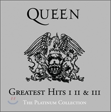 Queen - The Platinum Collection (Greatest Hits I,II & III)