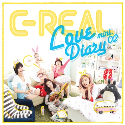 씨리얼 (C-Real) - 미니앨범 2집 : Love Diary
