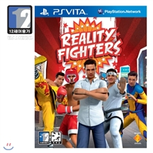 [PSVITA]����Ƽ ������ (Reality Fighters)