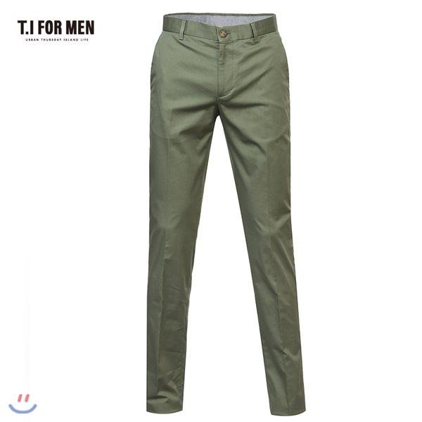 [TI FOR MEN] 티아이포맨 면혼방 팬츠 M154MPT803M1KH1