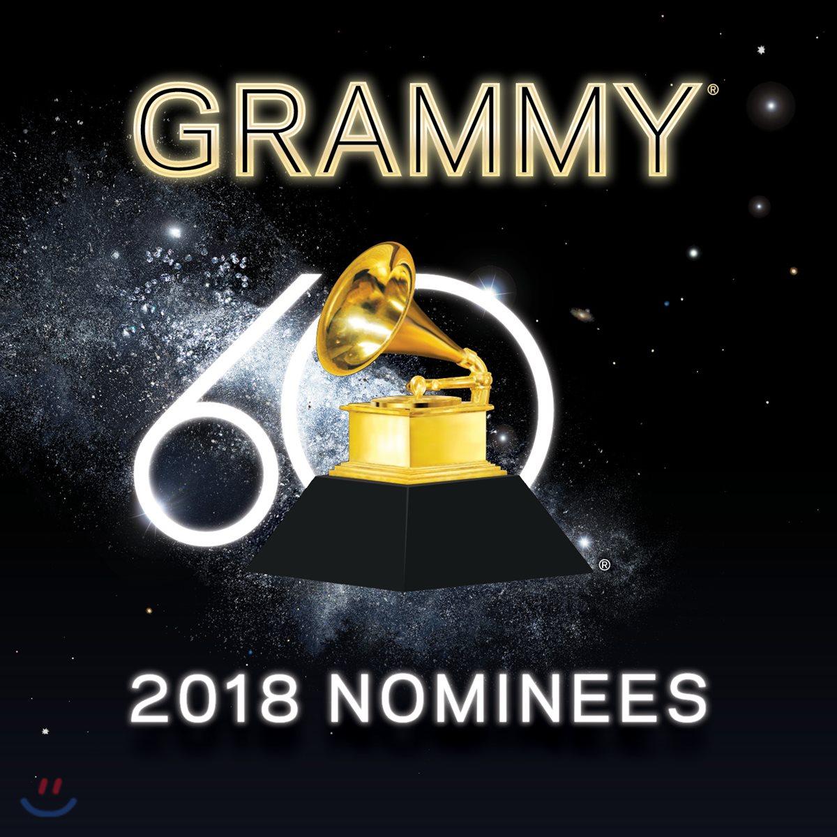 2018 그래미 노미니즈 (2018 Grammy Nominees)