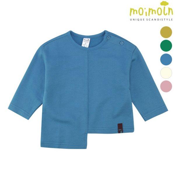 [모이몰른] 소프트&언발절개티셔츠 [봄]