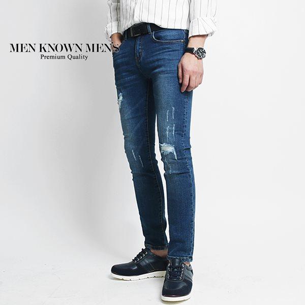 [MKM9]남자 세인트디스트로이드청바지/빅사이즈/S~2XL