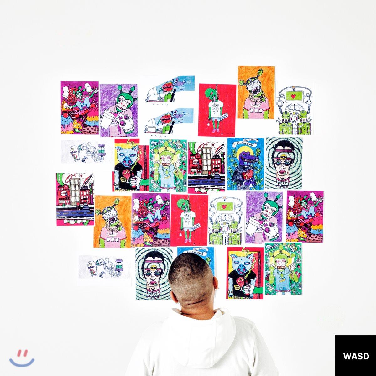 화지 - WASD