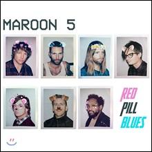 Maroon 5 (마룬파이브) - Red Pill Blues [화이트 컬러 LP]
