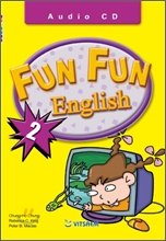 Fun Fun English Audio CD 2