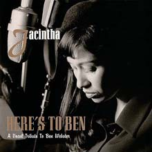 Jacintha (야신타) - Here's To Ben: A Vocal Tribute to Ben Webster [2 LP]