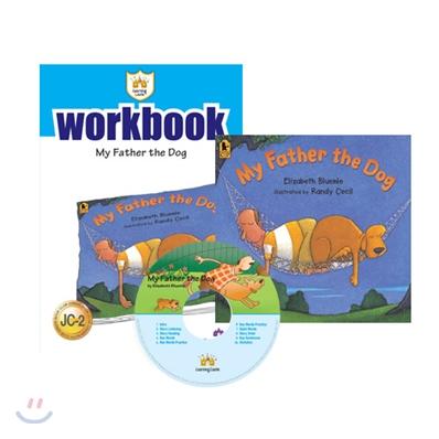 러닝캐슬 주니어 C2 : My Father the dog : Student book + Work Book + CD